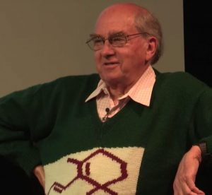 Lecture 2: Professor George Britton, University of Liverpool, UK, A feast for the eye